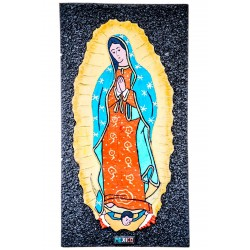 Retablo de la Virgen de Guadalupe