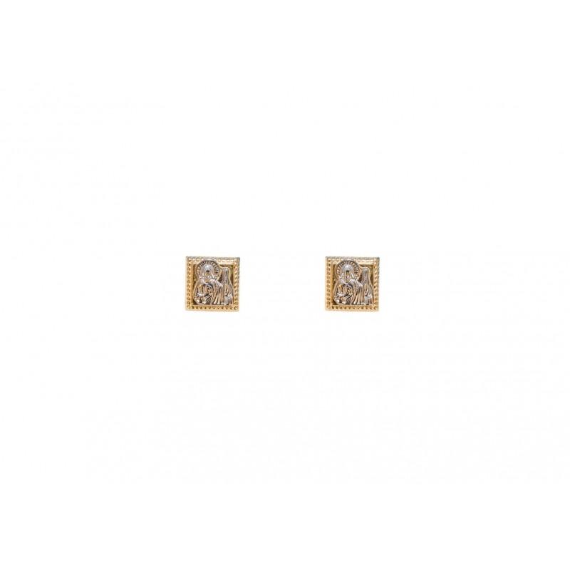 3a9d0a076d68 Aretes - San Judas Tadeo - Oro 10K